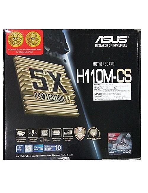 ASUS MOTHERBOARD 110 (H110 MCS)