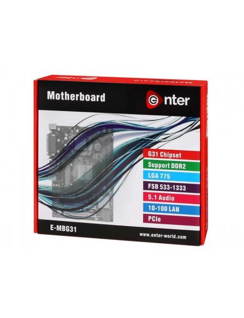 ENTER MOTHERBOARD 31 (E MBG31)