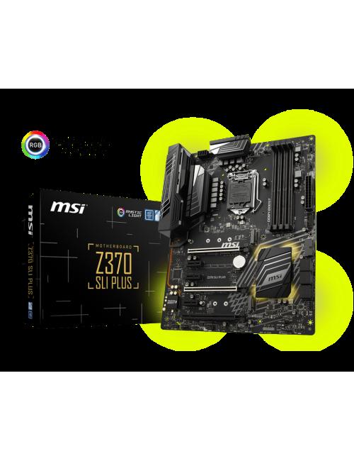 MSI MOTHERBOARD 370 (Z370 SLI PLUS)