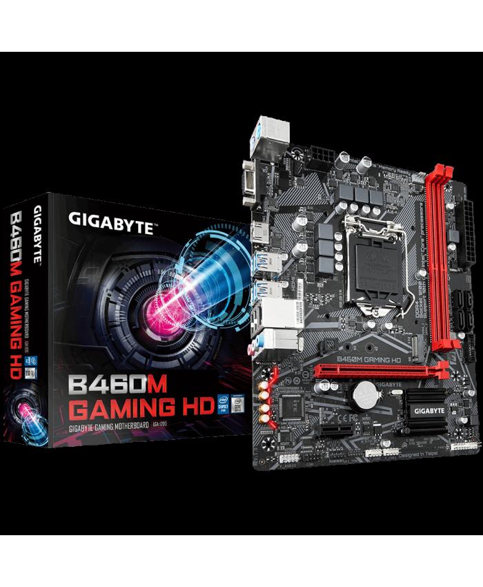 GIGABYTE MOTHERBOARD 460 (B460M GAMING HD)