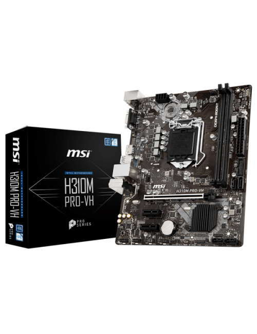 MSI MOTHERBOARD 310 (H310M PRO-VH)