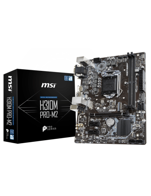 MSI MOTHERBOARD 310 (H310M PRO-M2)