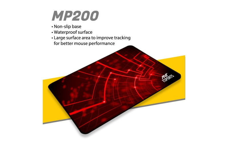 ANT ESPORTS GAMING MOUSE PAD MP200 (15.75x11.81)