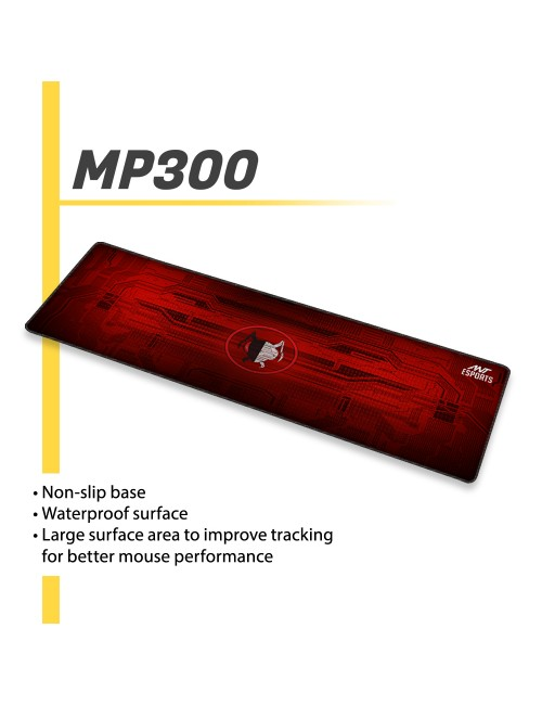 ANT ESPORTS GAMING MOUSE PAD MP300 (31.49 x 11.81)