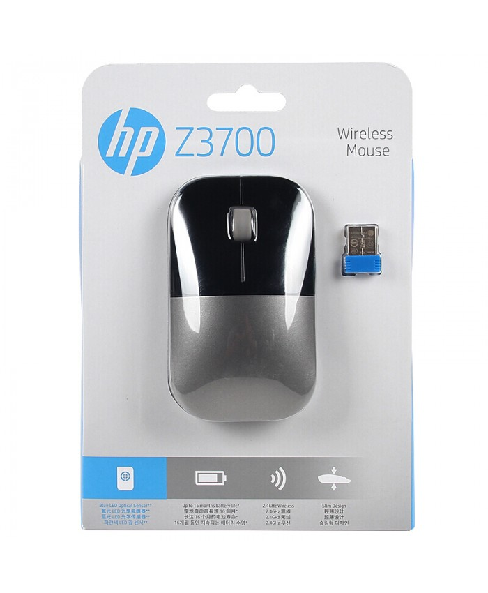 HP WIRELLESS MOUSE Z3700