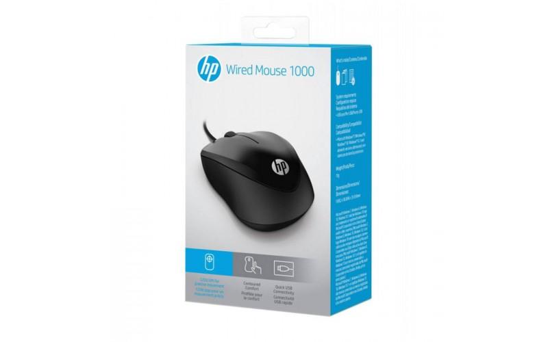 HP MOUSE USB 1000 (4QM14AA)
