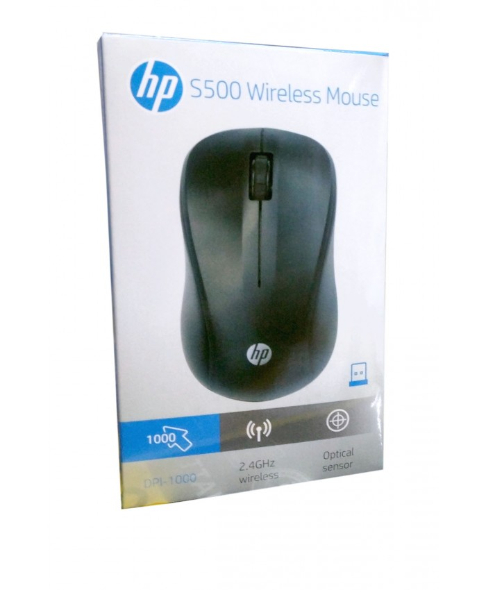 HP MOUSE WIRELESS S500