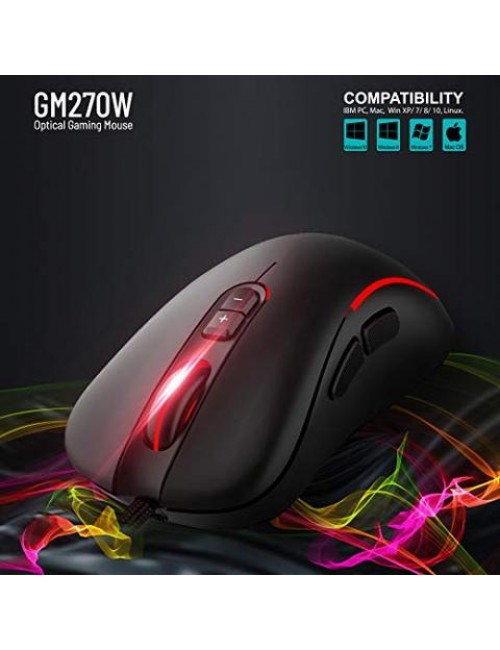 ANT ESPORTS GAMING MOUSE USB GM270W