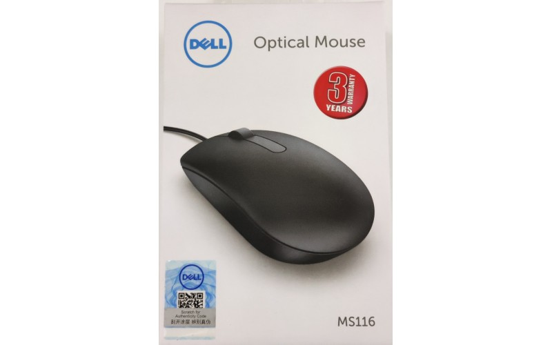 DELL MOUSE USB MS 116