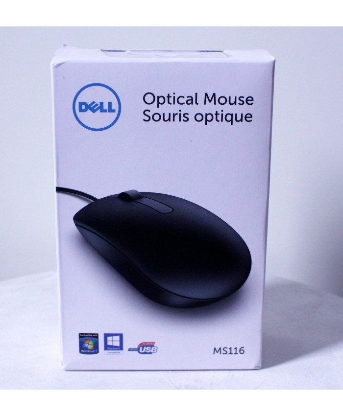 DELL OP MOUSE USB MS 116
