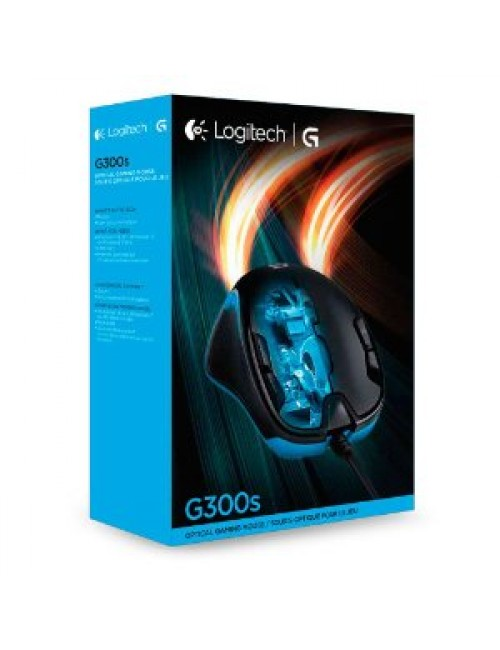 LOGITECH GAMING MOUSE G300S
