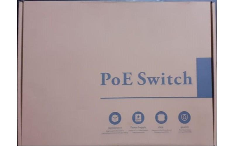 SECURELINK POE SWITCH 16 PORT (16+2)