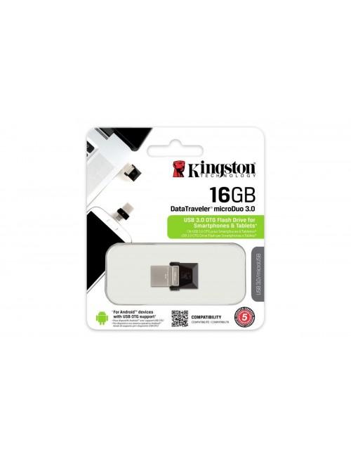 KINGSTON PENDRIVE 16 GB 3.0 OTG