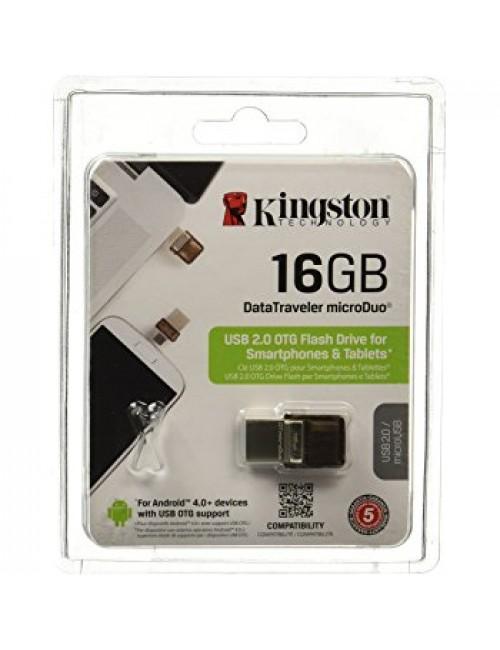 KINGSTON PENDRIVE 16 GB 2.0 OTG