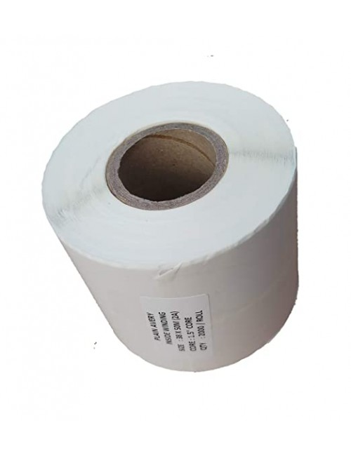 THERMAL BARCODE STICKER ROLL 38MMx50MM (2000 Label)
