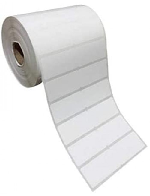 THERMAL BARCODE STICKER ROLL 50MMx25MM (4000 LABEL)