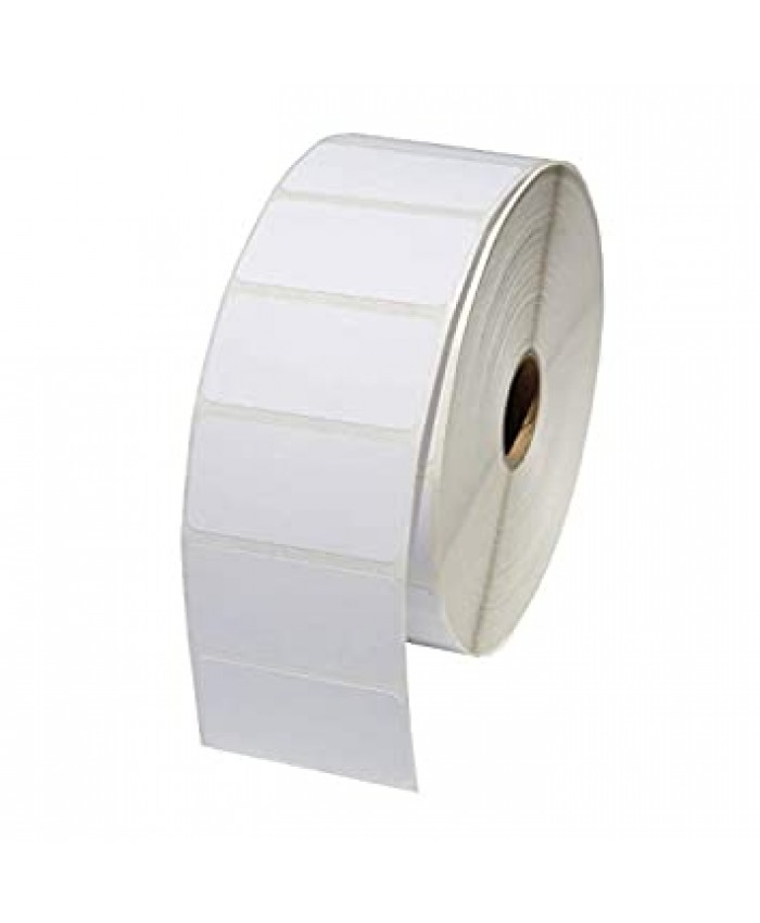 THERMAL BARCODE STICKER ROLL 78MMX38MM (1000 LABEL)