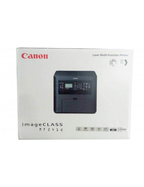 CANON LASER PRINTER MF241D MULTIFUNCTION