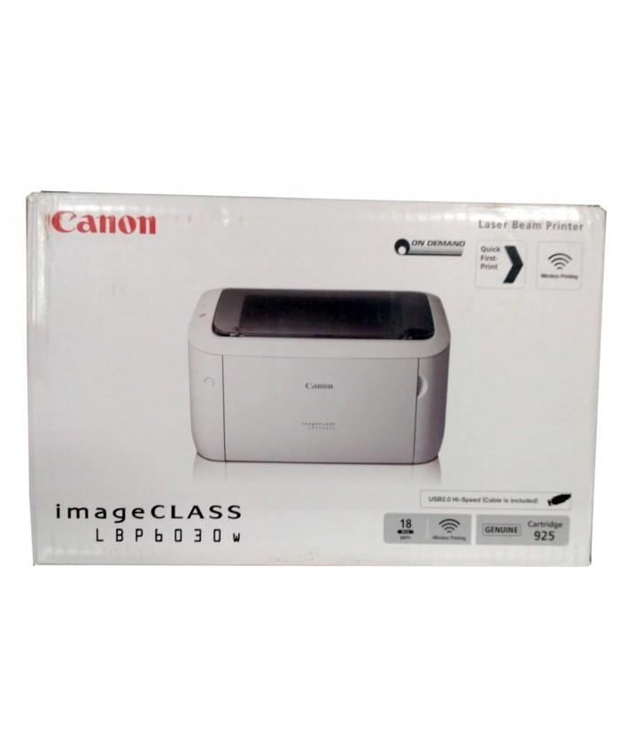 CANON LASER PRINTER LBP6030W