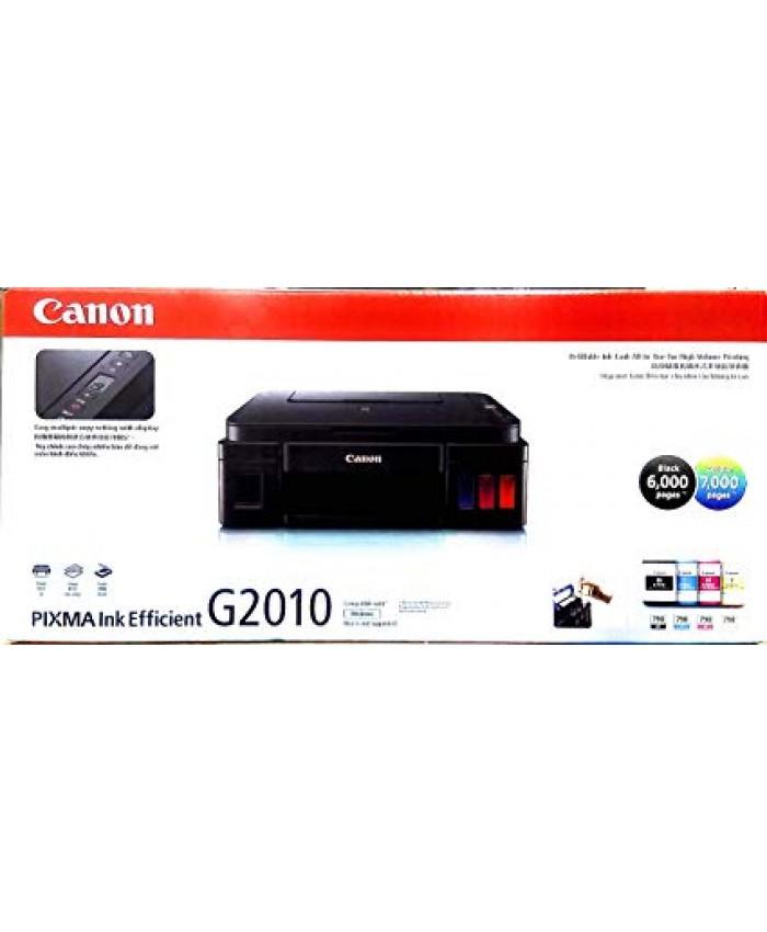 CANON INK TANK PRINTER G2010 MULTIFUNCTION