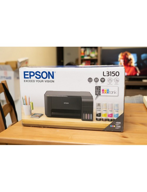 EPSON INK TANK PRINTER L3150 A4 MULTIFUNCTION