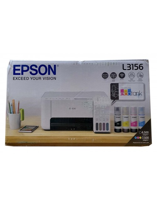 EPSON INK TANK PRINTER L3156 A4 MULTIFUNCTION