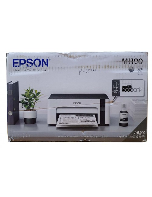 EPSON INK TANK PRINTER M1100 SINGLE FUNCTION