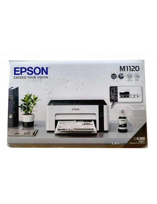 EPSON INK TANK PRINTER M1120 SINGLE FUNCTION