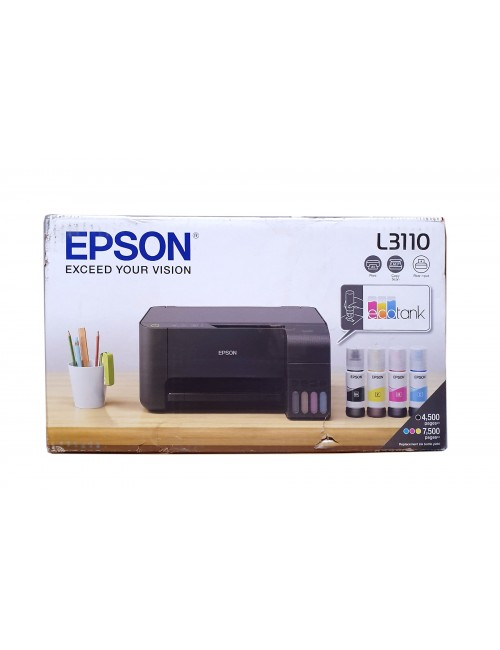 EPSON INK TANK PRINTER L3110 A4 MULTIFUNCTION