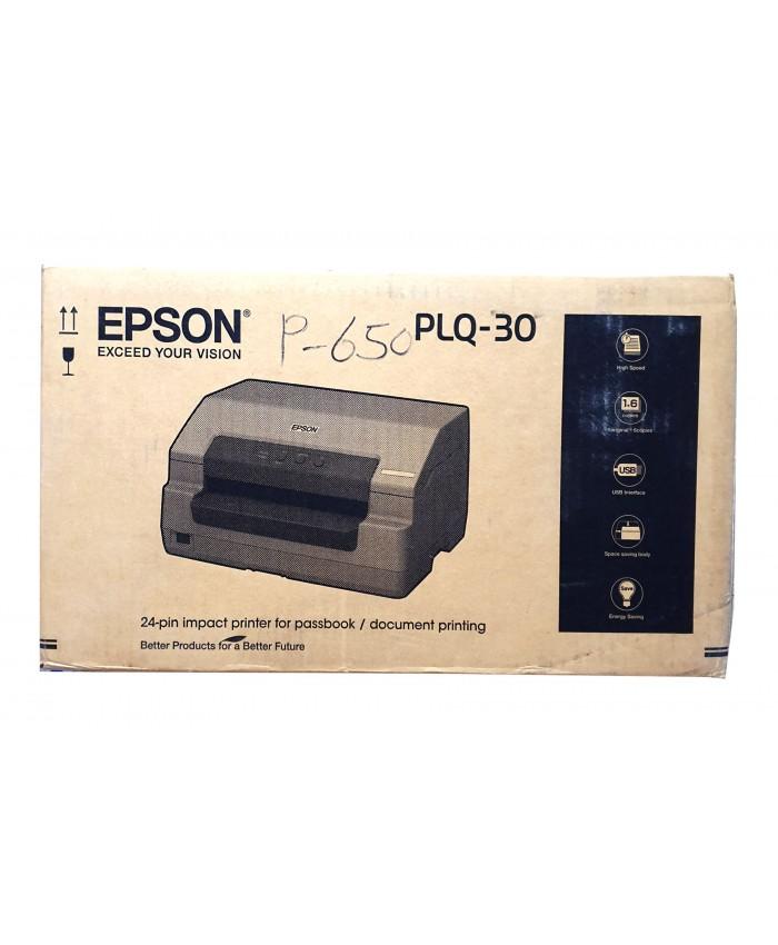 EPSON DOT MATRIX PRINTER PLQ30