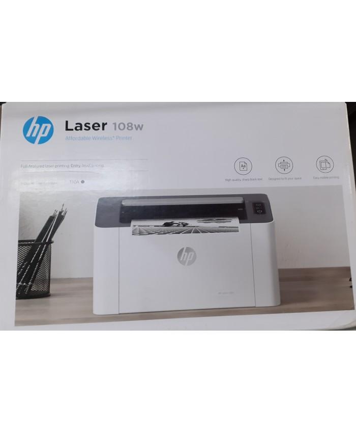 HP LASER JET PRINTER 108W