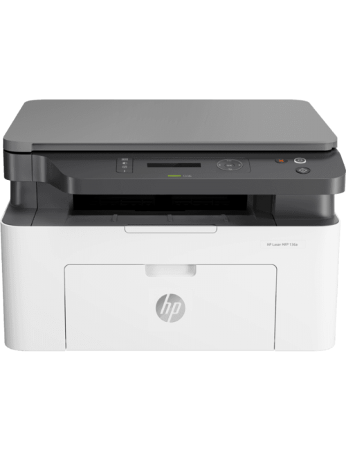 HP LASER JET PRINTER MFP 136A