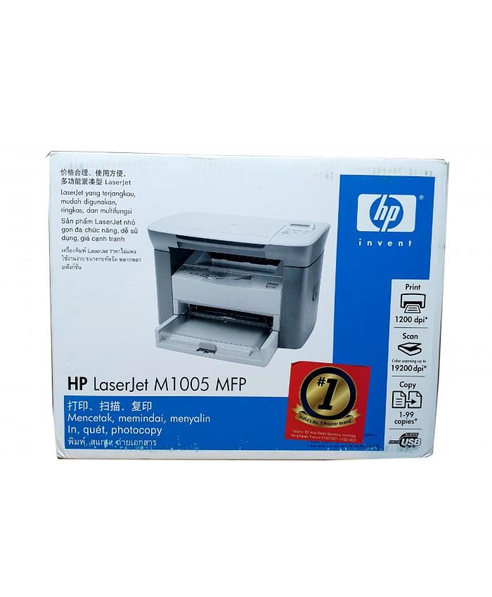 HP LASER PRINTER M1005 MULTIFUNCTION