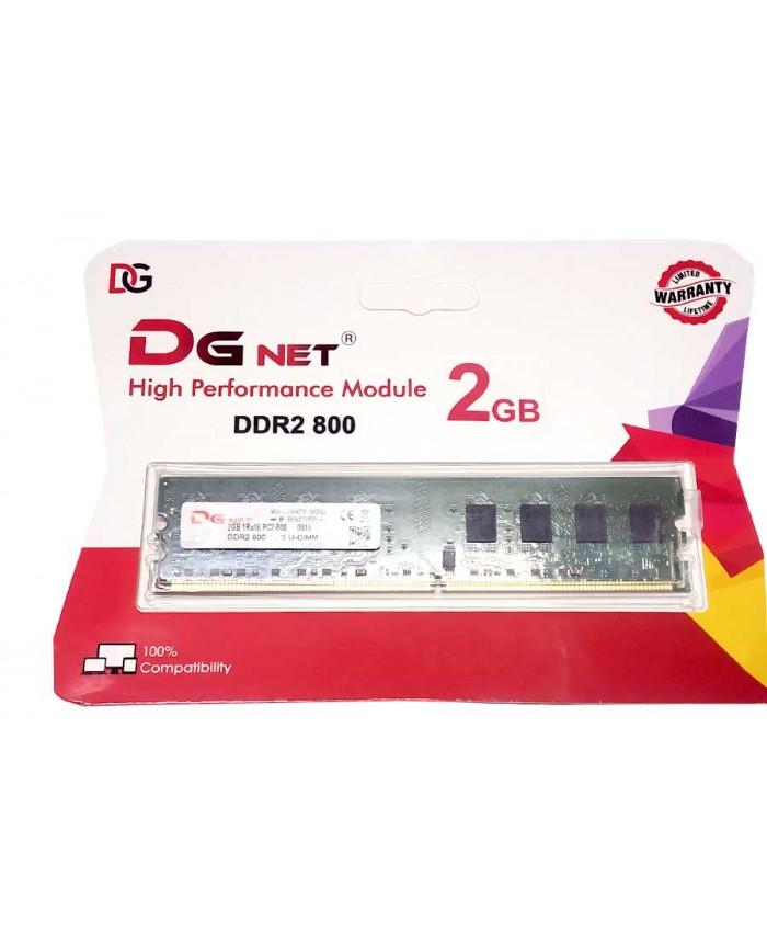 DG NET RAM 2 GB DDR2 DESKTOP 800 MHz