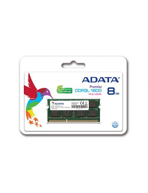 ADATA RAM 8GB DDR3 LAPTOP 1600 MHZ