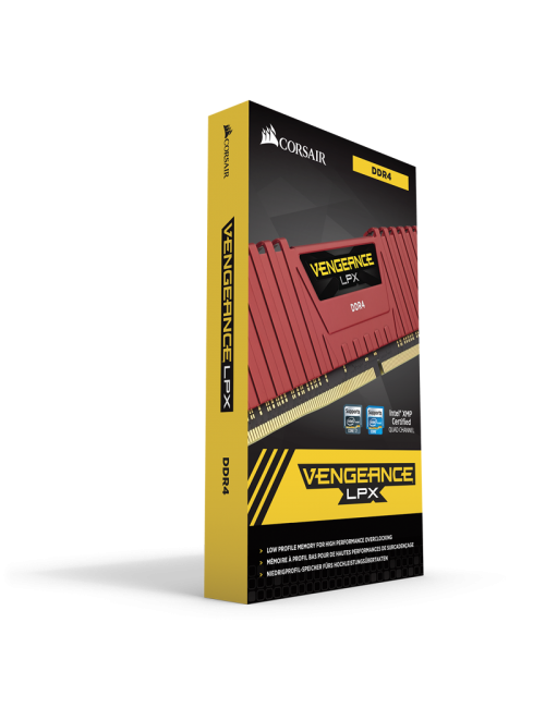 CORSAIR RAM 8 GB DDR4 DESKTOP (VENGEANCE) 2400 MHz
