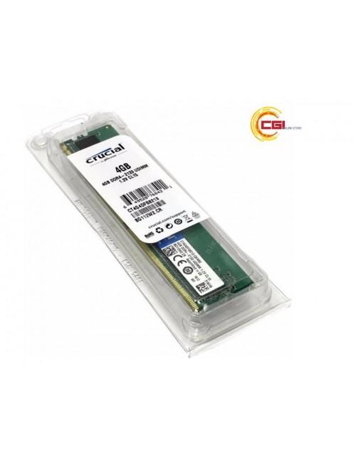 CRUCIAL RAM 4 GB DDR4 DESKTOP