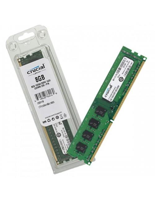 CRUCIAL RAM 8GB DDR4 DESKTOP 2666 MHZ