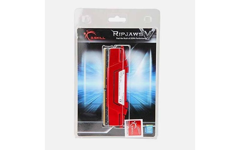 GSKILL RAM 8GB DDR4 DESKTOP 3600 MHZ (RIPJAWS V)