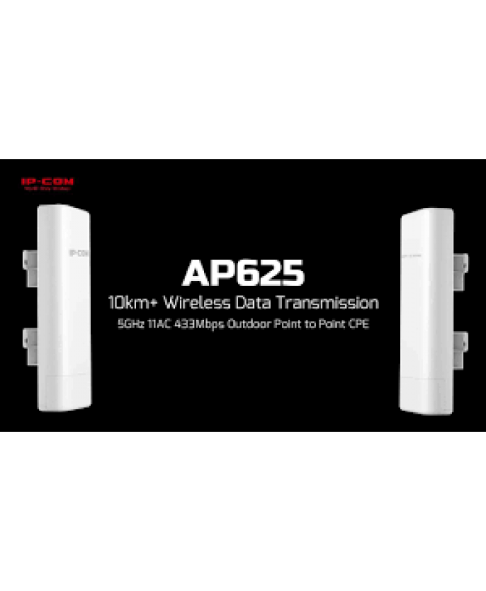 IP COM OUTDOOR ACCESS POINT TO POINT AP625