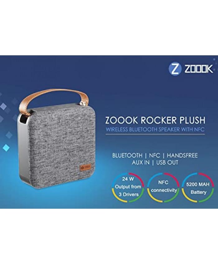 ZOOOK BLUETOOTH SPEAKER 2.1 (ROCKER THUNDER PLUSH)