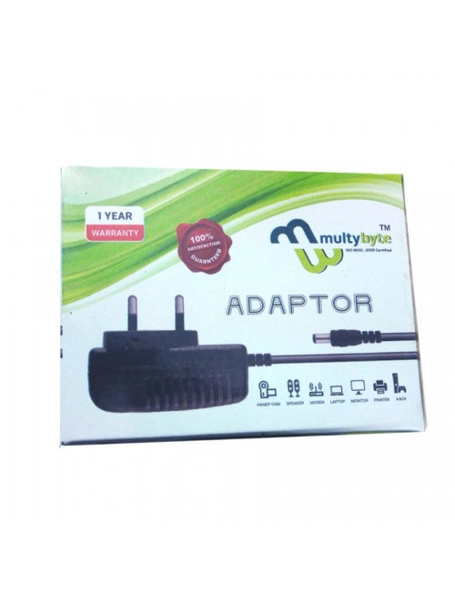 MULTYBYTE ADAPTER 12V/1A (6 MONTH)