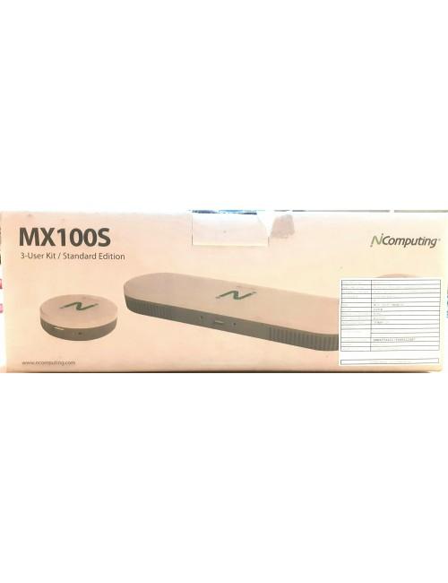 NCOMPUTING ZERO CLIENT MX100S (3 USERS KIT)