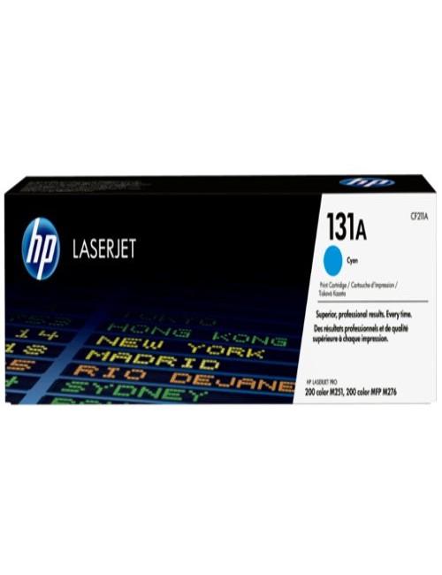 HP TONER CARTRIDGE 131A CYAN LASER JET (ORIGINAL)