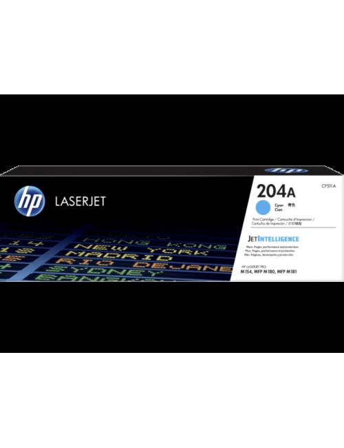 HP TONER CARTRIDGE LASER JET 204A CYAN (ORIGINAL)