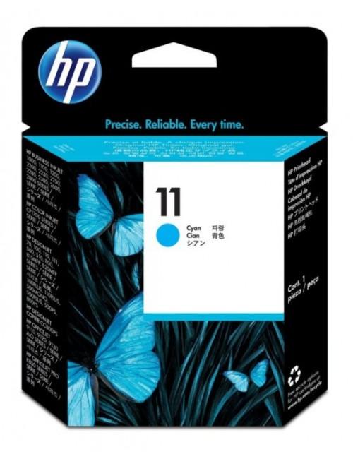 HP PRINTHEAD 11 CYAN (ORIGINAL)