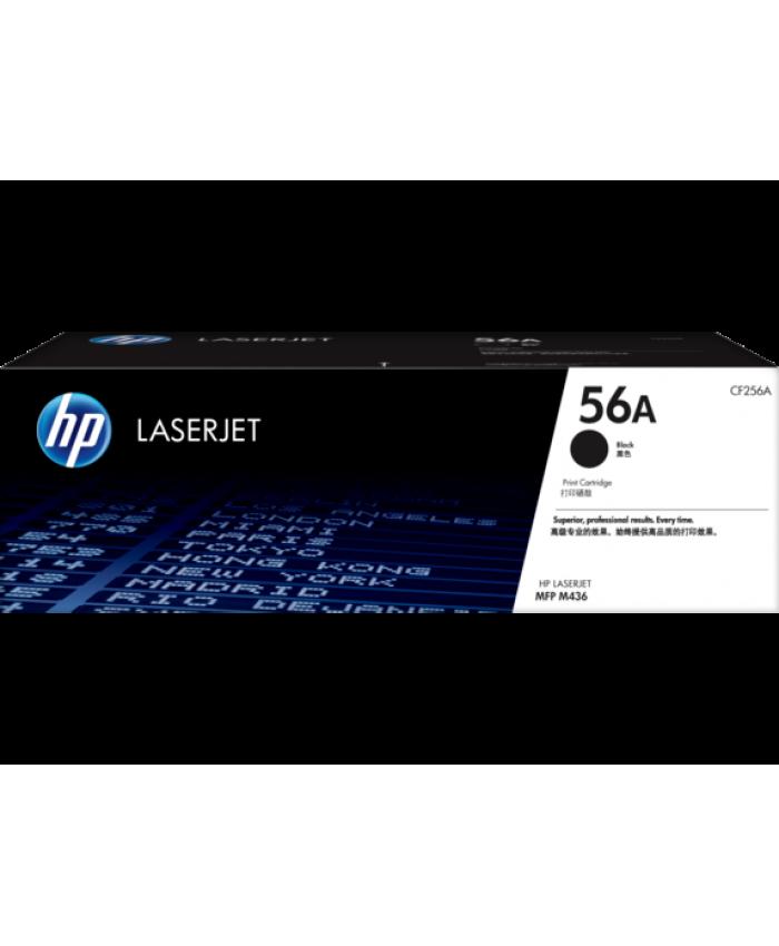 HP TONER CARTRIDGE LASER JET 56A BLACK (ORIGINAL)