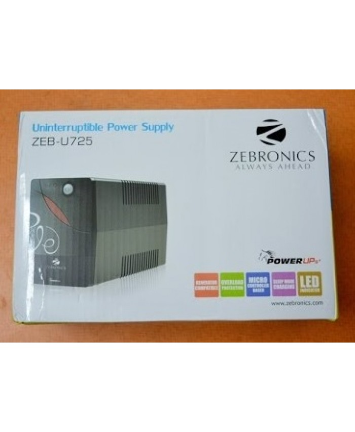 ZEBRONICS UPS 600VA