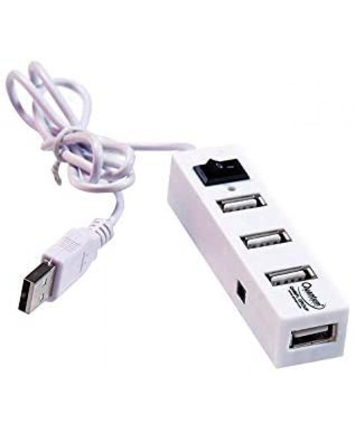 QUANTUM USB HUB 4 PORT 2.0 QHM6660