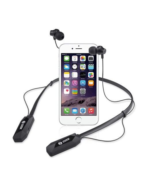 ZOOOK BLUETOOTH EARPHONE NECKBAND WITH MIC (JAZZ CLAWS)